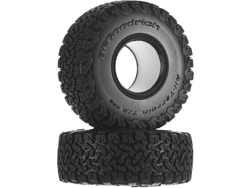 """Axial pneu 1.9"""" BFGoodrich All-Terrain T/A KO2-R35 (2)"""
