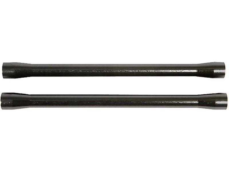 Axial táhlo se závitem 7.5x93mm šedá (2)
