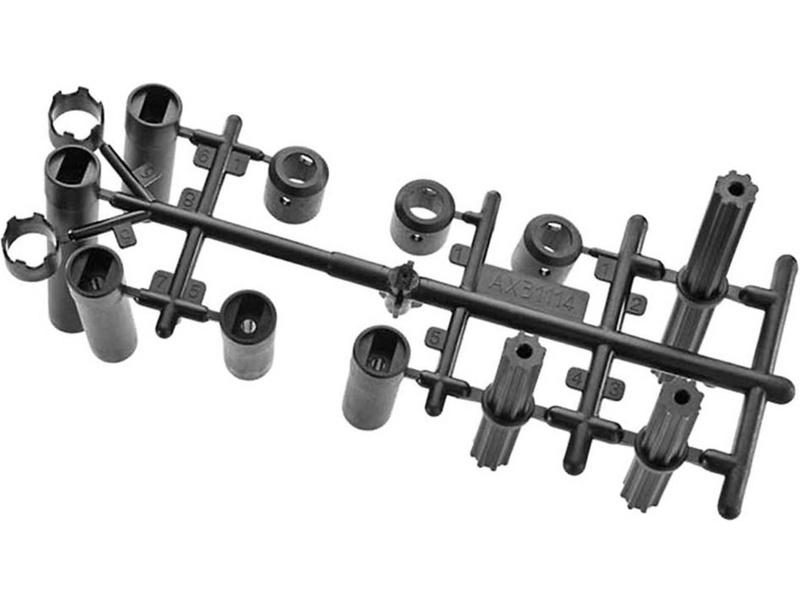 Axial hřídel WB8-HD