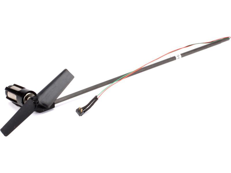 Blade ocasní část kompletní, motor, vrtuler: Nano S2/nCP X
