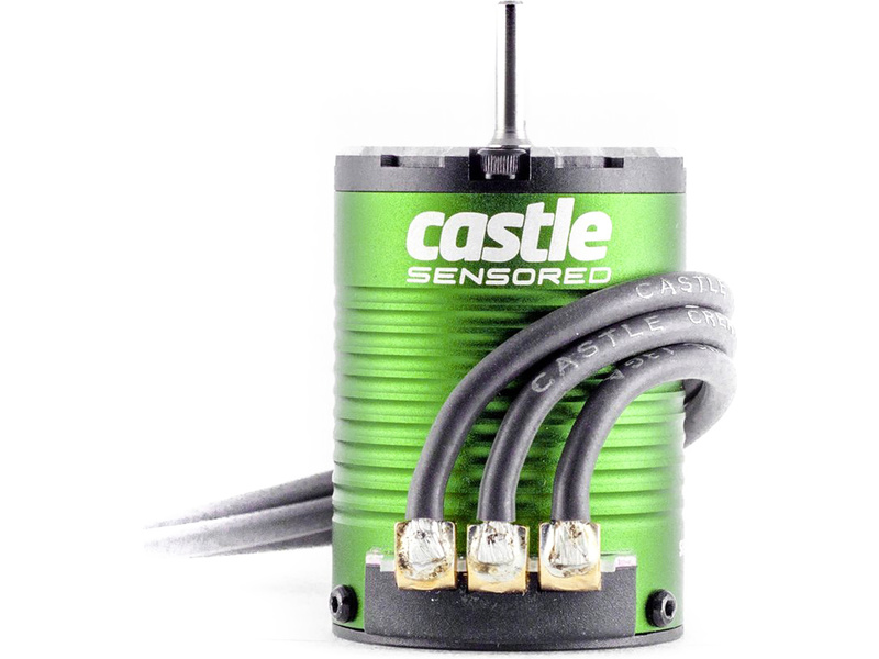 Castle motor 1406 5700ot/V senzored