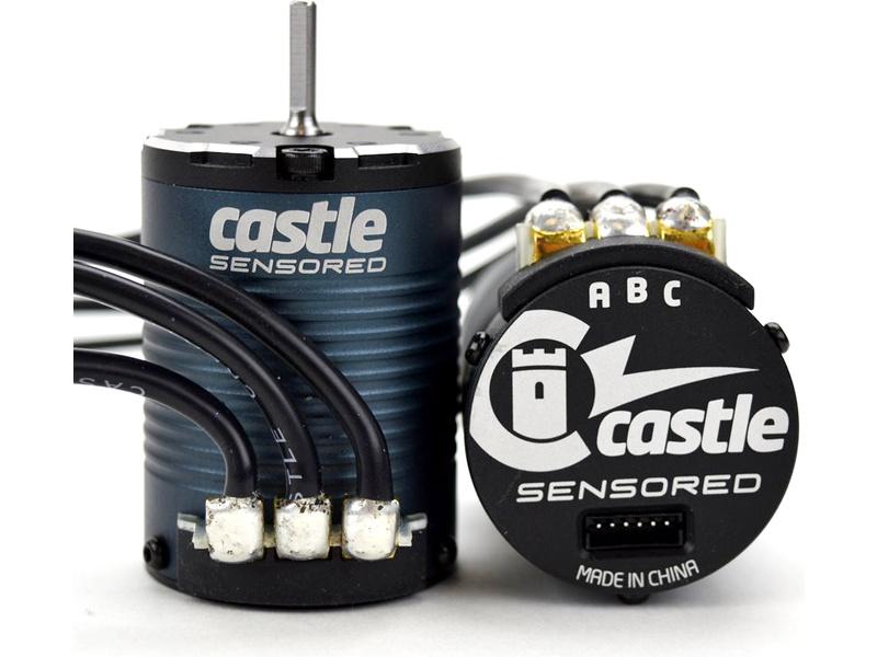Castle motor 1406 2280ot/V senzored