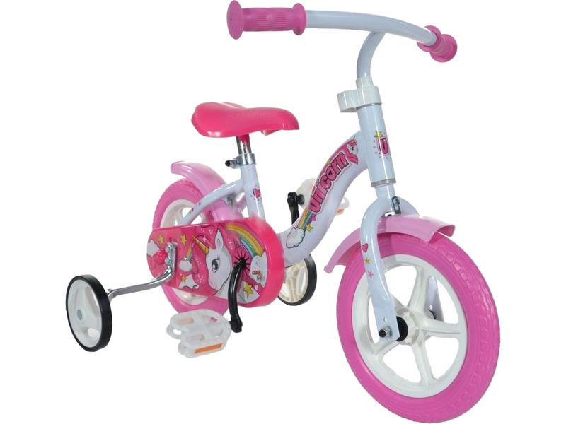 """DINO Bikes - Dětské kolo 10"""" Jednorožec"""