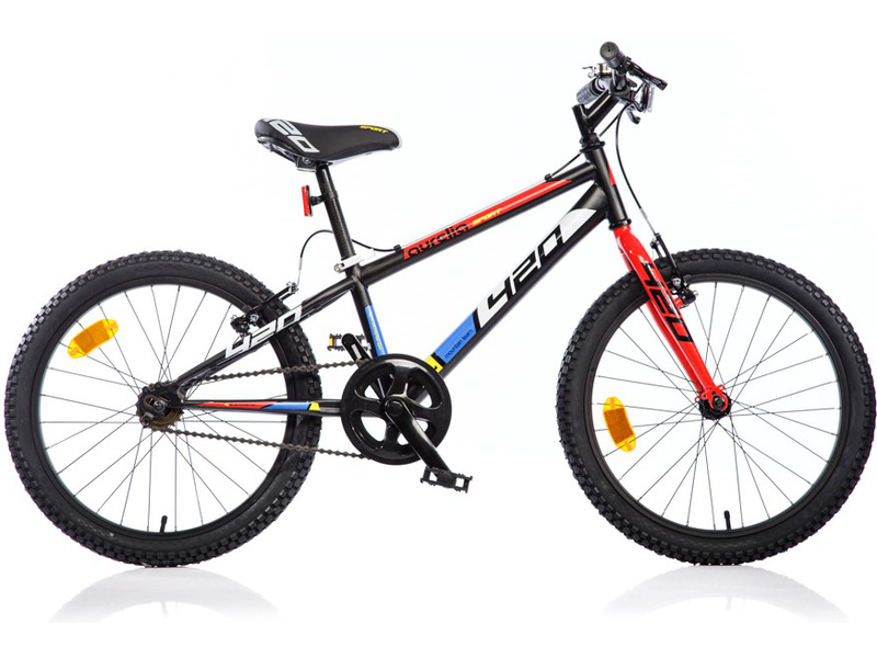 "DINO Bikes - Dětské kolo 20"" Aurelia 420 Sport černé"