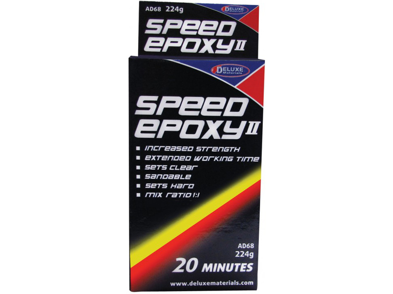 Speed Epoxy II 20 min 224g