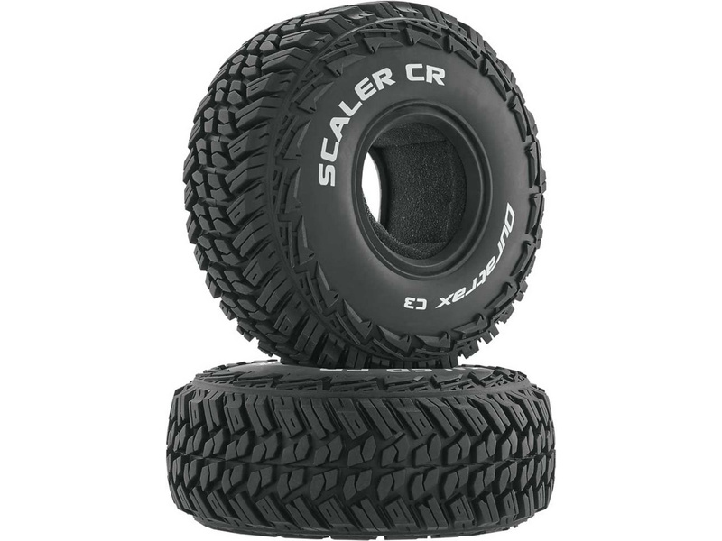 "Duratrax pneu 1.9"" Scaler CR C3 (2)"