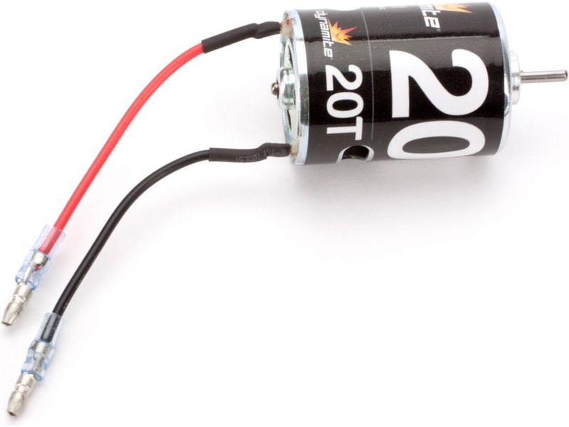 Dynamite stejnosměrný motor 540 20T