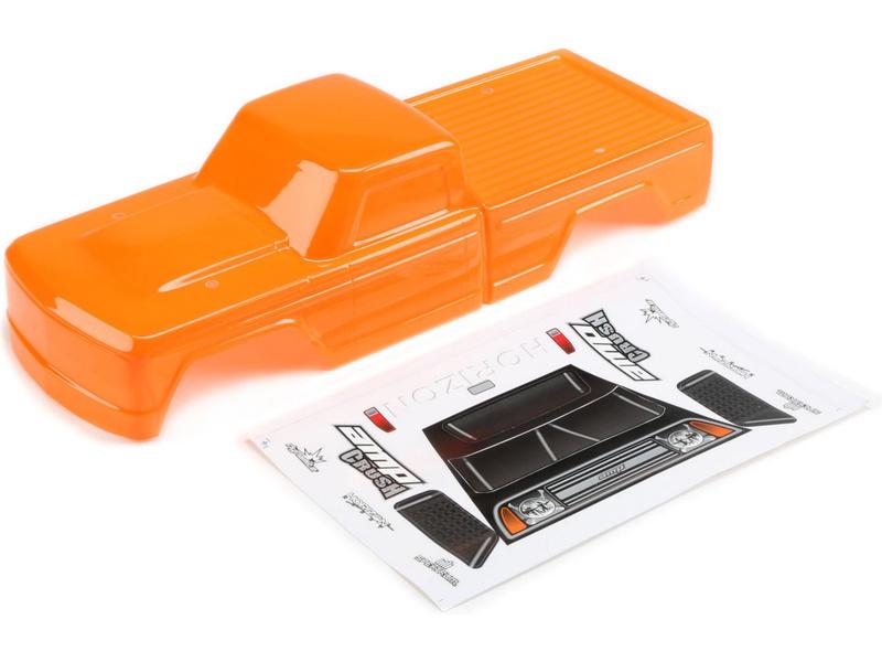 ECX karosérie oranžová: AMP Crush