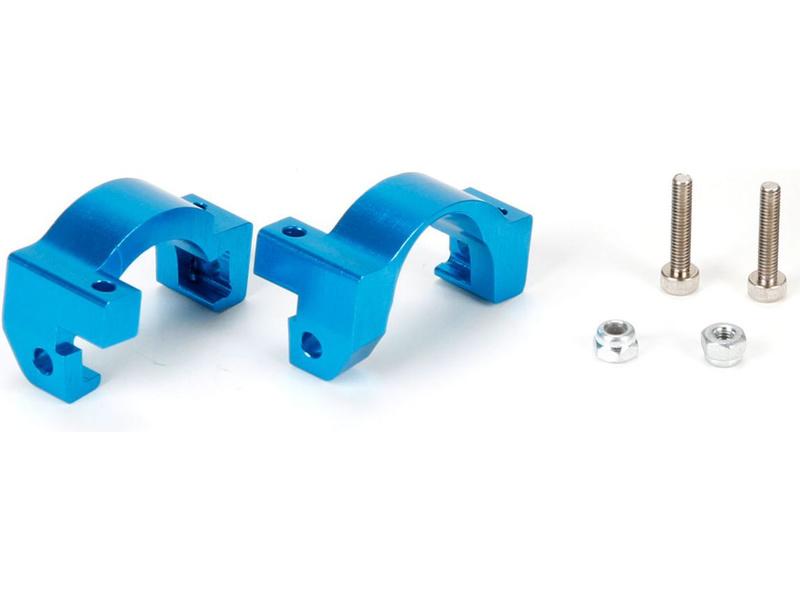 ECX Držák náboje hliník (2): 1:18 4WD