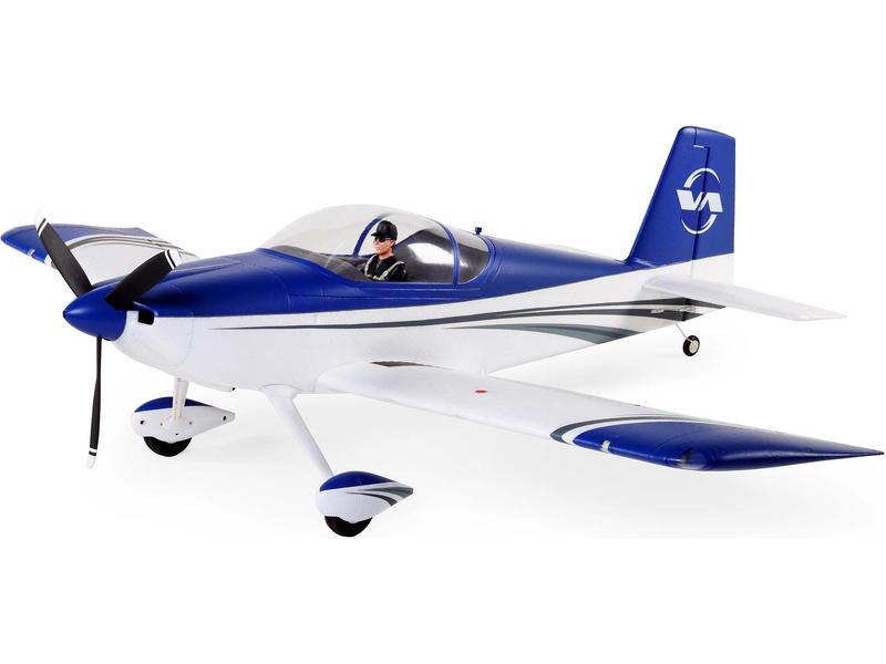 E-flite RV-7 Sport 1.1m SAFE Select BNF Basic