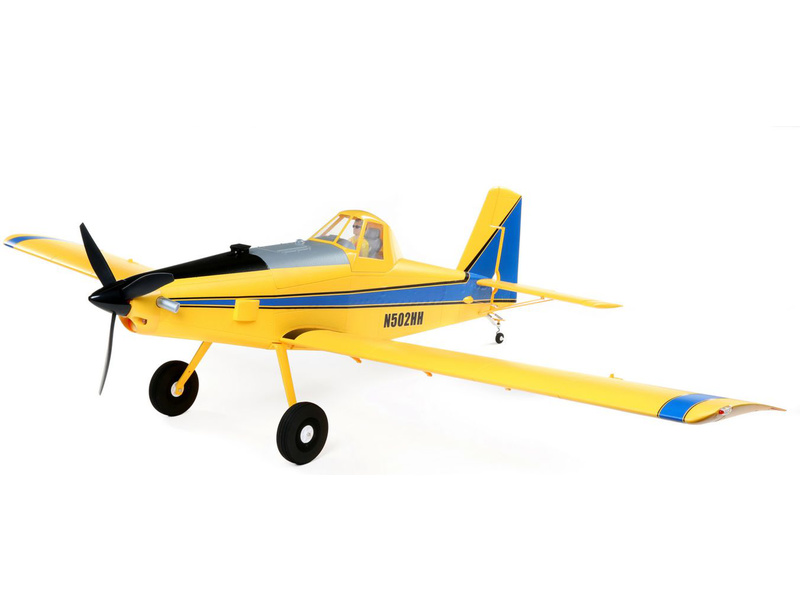 E-flite Air Tractor 1.5m SAFE Select BNF Basic