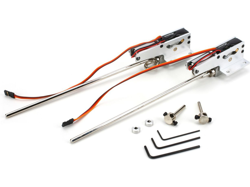 E-flite zatahovací podvozek elektro tř. 25-46 100° 2-bod