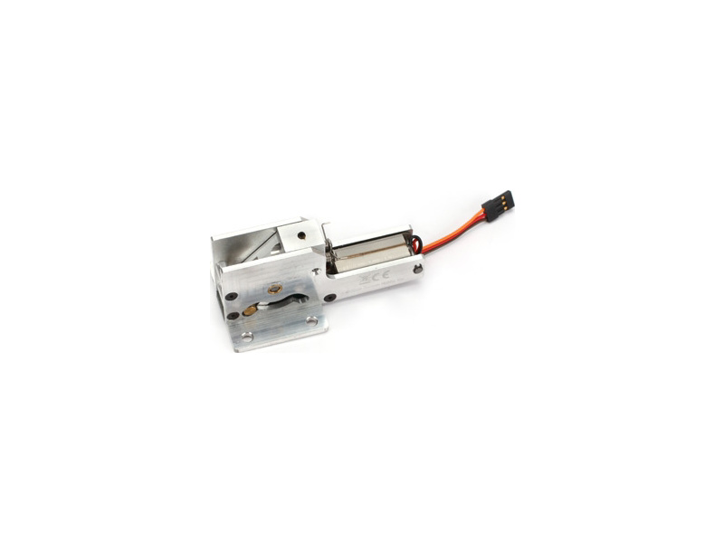 E-flite zatahovací podv. 60-120 - 90° příďová řídicí jednotka