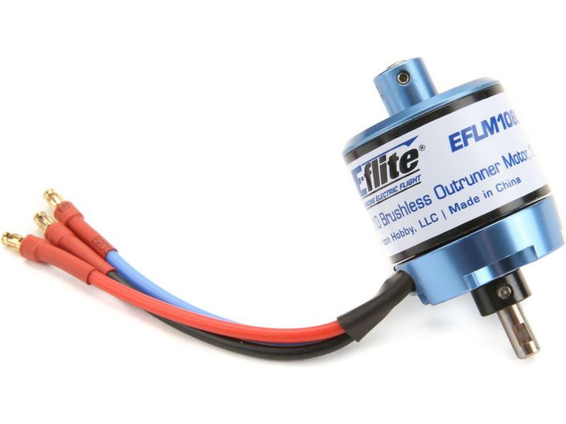 E-flite motor střídavý BL10: Ultimate 2 / Timber