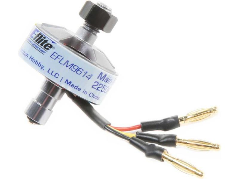 E-flite motor střídavý 2250ot/V