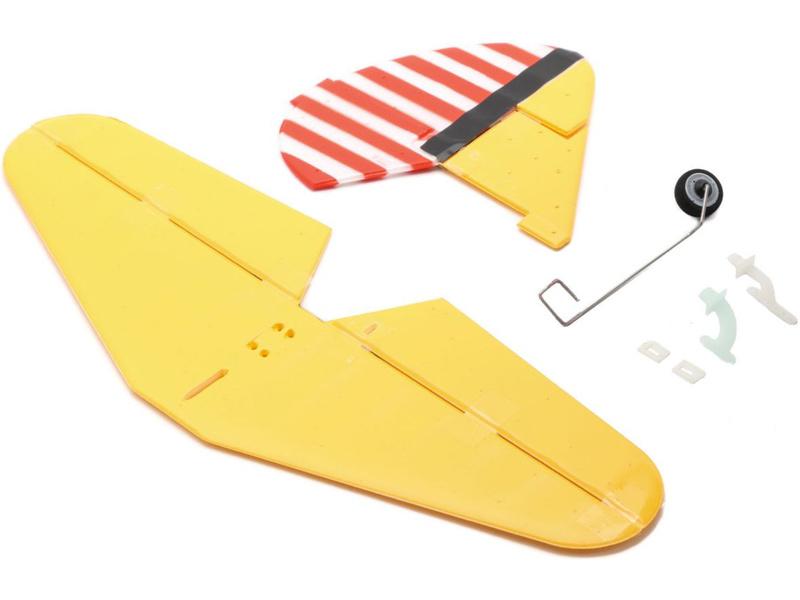 E-flite ocasní plochy: PT-17 UMX