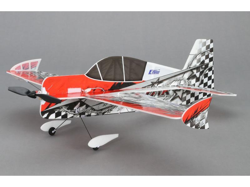 E-flite Yak 54 3D 0.4m AS3X BNF Basic