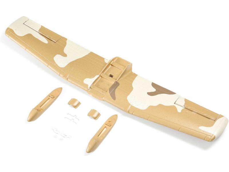 A-10 0.56m: E-flite křídlo