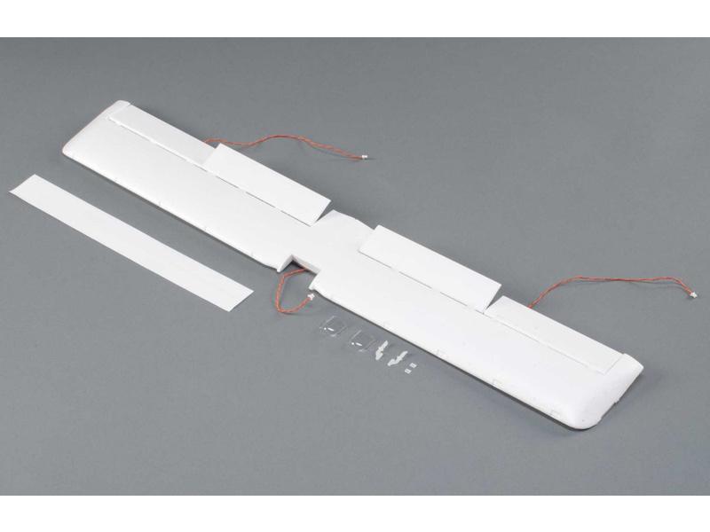 E-flite křídlo se servy: UMX Turbo Timber