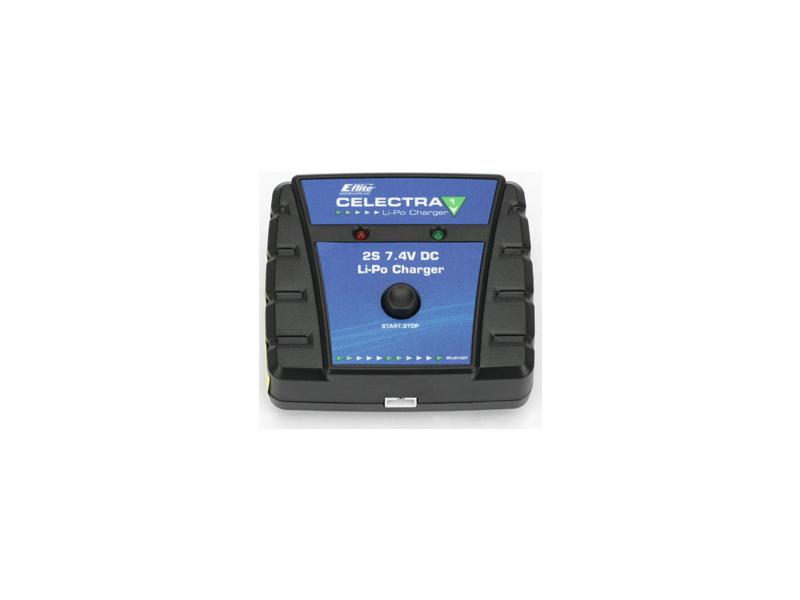 E-flite nabíječ Lipo Celectra 2S 7.4V DC