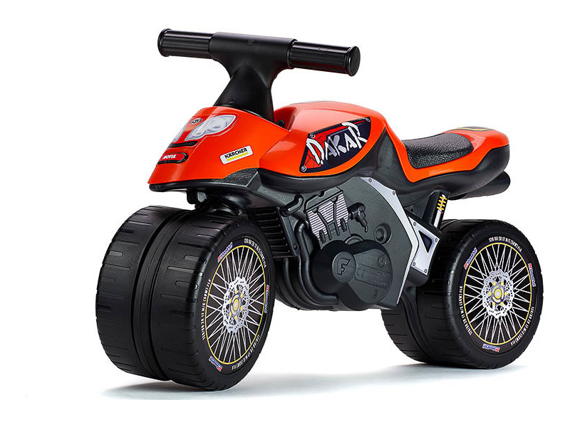 FALK - Dětské odrážedlo motorka Dakar