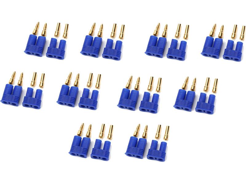 EC3 konektor samec + samice 10 párů
