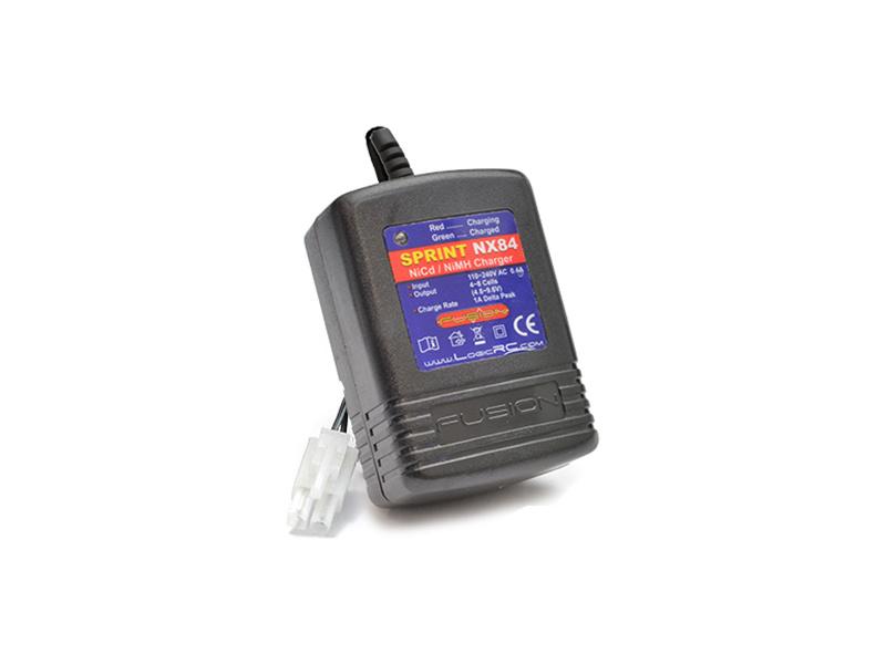 Fusion nabíječ Sprint NX84 4-8NiMH 1A DeltaPeak AC