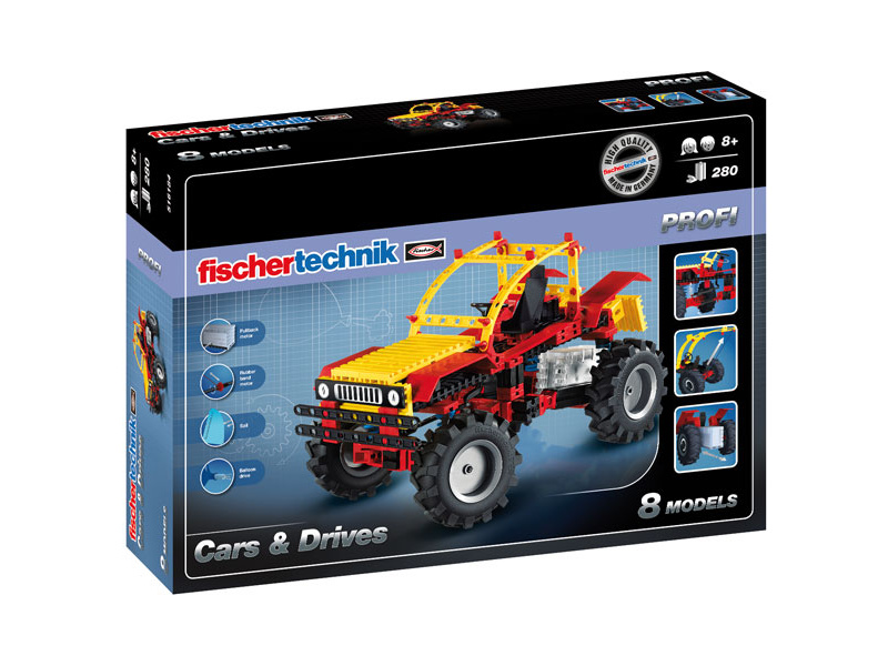 fischertechnik Profi Cars & Drives