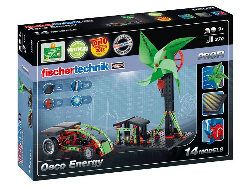 fischertechnik Profi Eco Energy