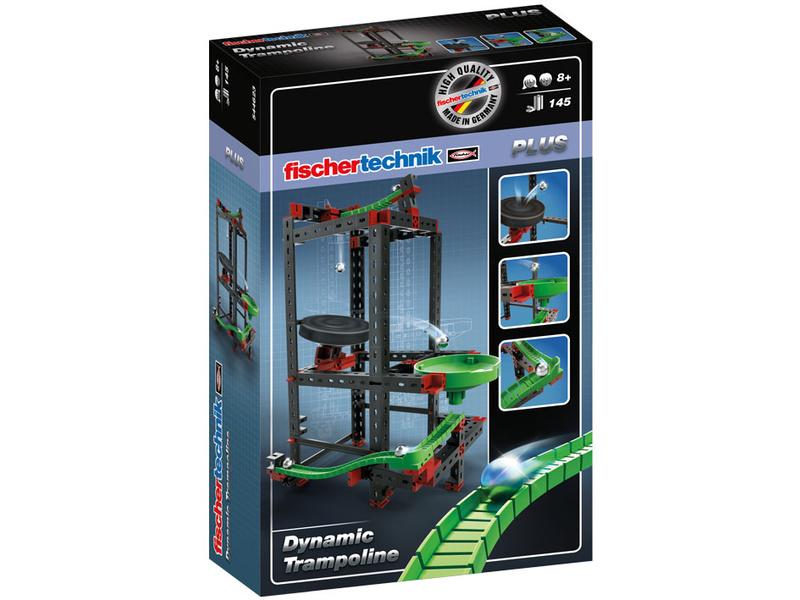 fischertechnik Dynamic Plus Trampoline