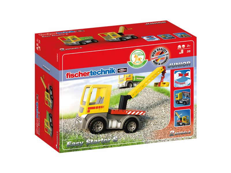 fischertechnik Junior Easy Starter S