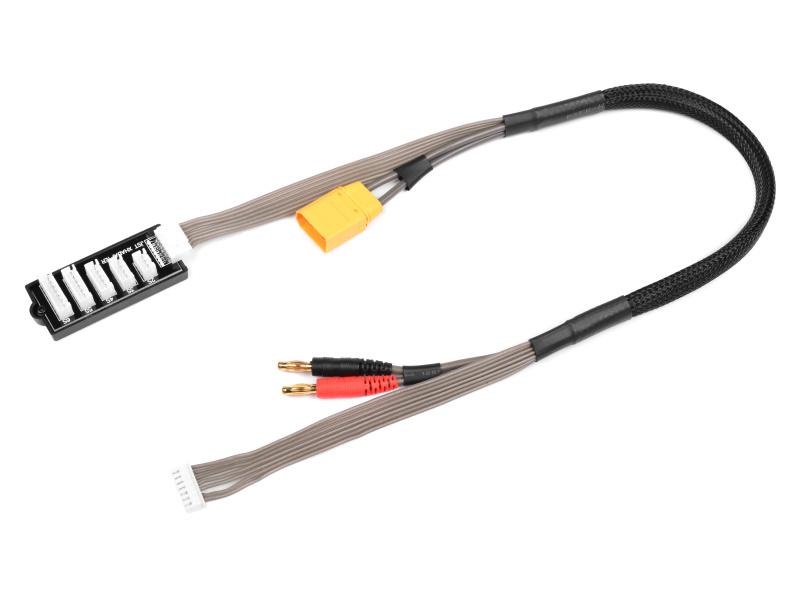 Nabíjecí kabel Pro - XT-90 / XH 2-6S