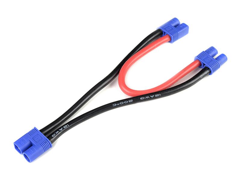 Kabel Y sériový EC3 14AWG 12cm