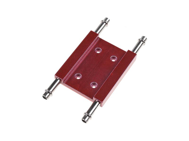 Vodní chlazení regulátorů 31x37x6mm