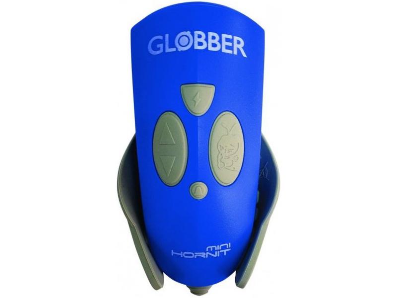 Globber - Mini Hornit světlo se zvonkem Navy Blue