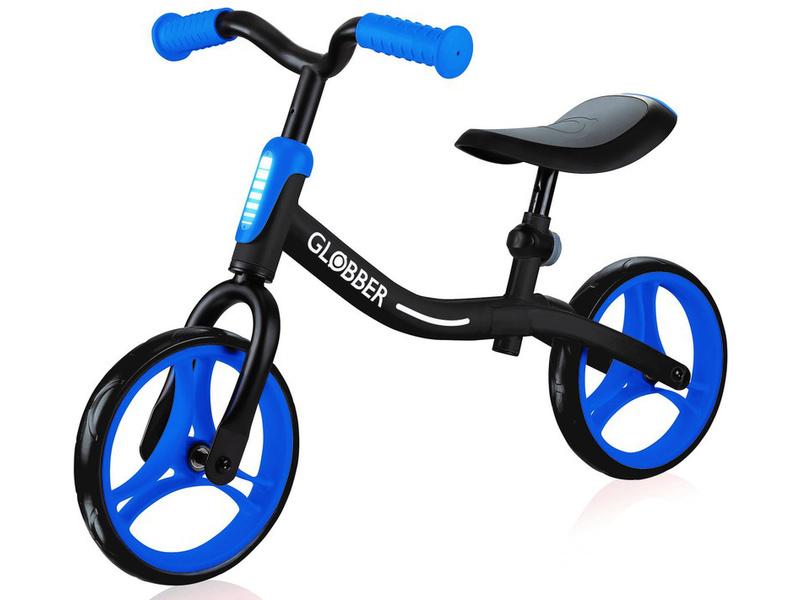 Globber - Dětské odrážedlo Go Bike Black / Navy Blue