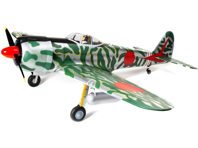 Hangar 9 Nakajima Ki-43 Oscar 2.2m ARF