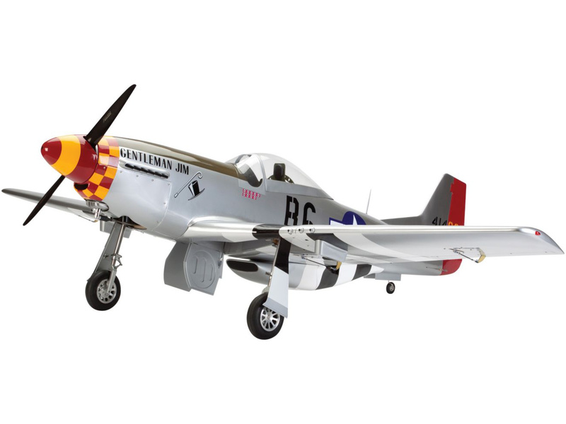 Hangar 9 P-51D Mustang 2.2m ARF