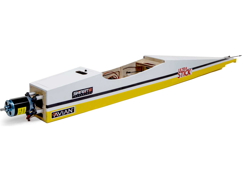 Hangar 9 Ultra Stick 50e: Trup