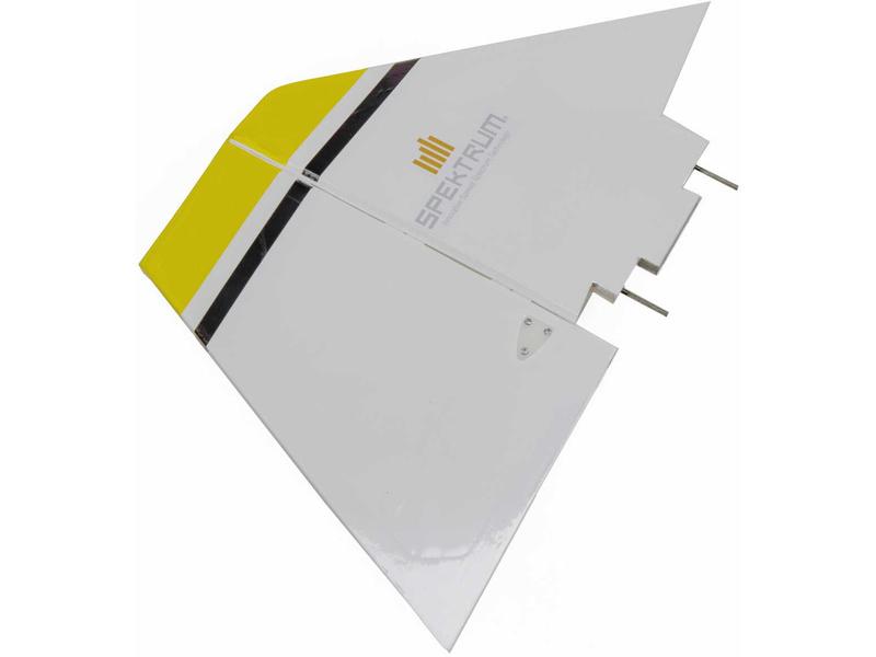 Hangar 9 Ultra Stick 50e: Směrovka