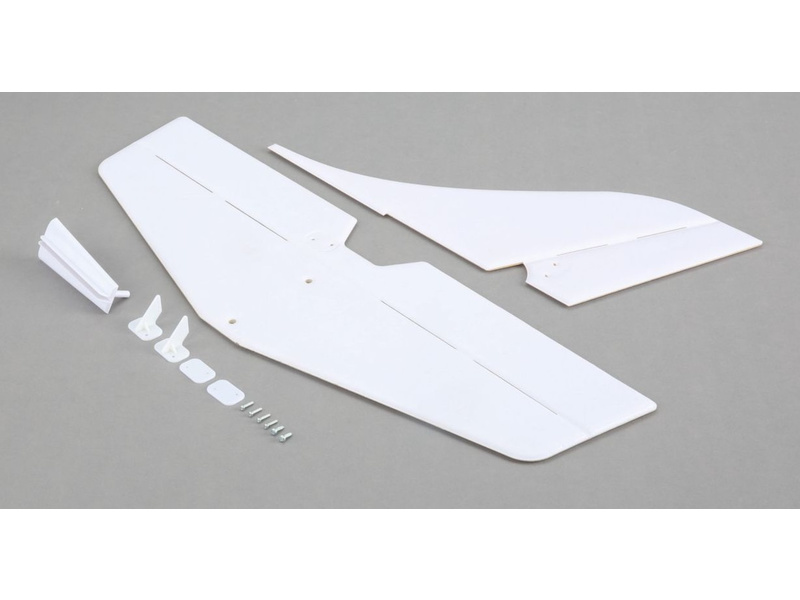 Hobbyzone ocasní plochy: Mini Apprentice