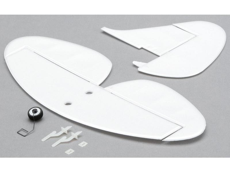 Hobbyzone ocasní plochy: Sport Cub 0.6m