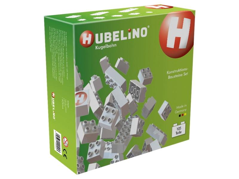 HUBELINO Kuličková dráha - kostky 105 dílků