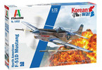 Italeri North American F-51D Mustang Korean War (1:72)