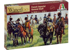 Italeri figurky - FRENCH IMPERIAL GENERAL STAFF (NAP. WARS) (1:72)