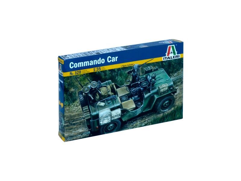 Italeri Commando Car (1:35)