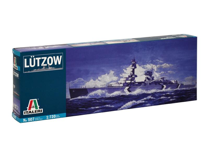 Italeri Lutzow (1:720)
