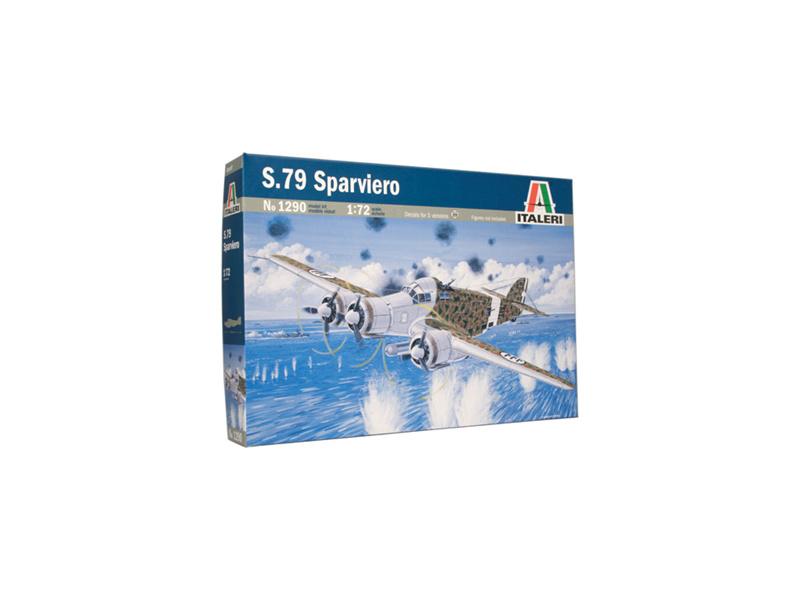 Italeri S.79 Sparviero (1:72)