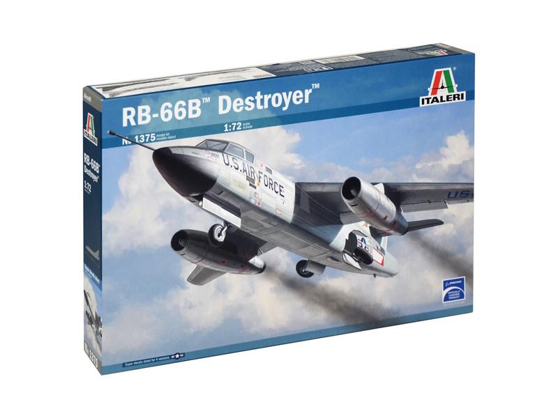 Italeri RB-66B Destroyer (1:72)