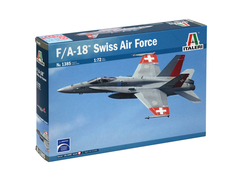 Italeri F/A 18 Swiss Air Force (1:72)